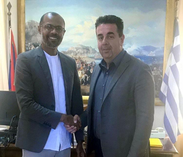 Υπεγράφη η προγραμματική συμφωνία μεταξύ Δήμου Ναυπλιέων και ΓΑΒ LAB