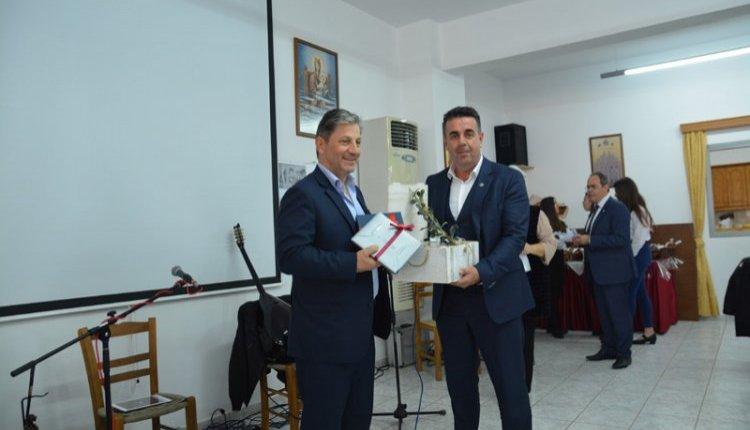 Στα χνάρια των Τολιανών στην Κρήτη ο Δήμαρχος Ναυπλιέων Δημήτρης Κωστούρος
