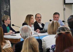 Εντυπωσίασε η Χρύσα Κανούση στο Βουλευτικό στην εκδήλωση του Δήμου Ναυπλιέων, για Θέματα Υγείας της σύγχρονης γυναίκας