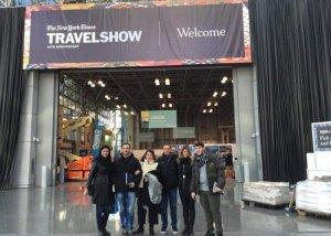 Επίσκεψη αποστολής του Δήμου Ναυπλιέων στα γραφεία ΕΟΤ της Νέας Υόρκης
