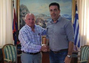Δημήτρης Κωστούρος: «Ο Δήμος μας έμπρακτα δίπλα στα Άτομα με Αναπηρίες»