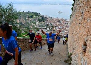 Στις 24 Νοεμβρίου «Nafplio Castle Run 2019» Δοκίμασε και εσύ τα όριά σου!