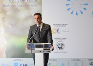 Στην ιστορία της Μιδέας ο Δήμαρχος Ναυπλιέων Δημήτρης Κωστούρος