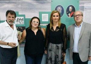 Με ιδιαίτερη λαμπρότητα τα εγκαίνια της έκθεσης Καποδίστρια στο 4ο Δημοτικό Σχολείο Ναυπλίου