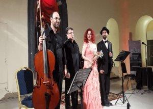 """Σε παγκόσμια πρεμιέρα το έργο του Ιωσήφ Βαλέτ, """"Κλώντ & Σόνια"""" στο Ναύπλιο"""