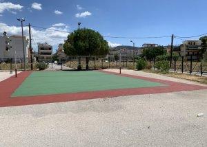 Αναβαθμισμένοι αύλειοι χώροι στον Δήμο Ναυπλιέων περιμένουν την έναρξη της σχολικής χρονιάς για να υποδεχτούν τους μαθητές