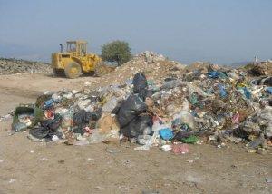 Ο σκουπιδότοπος της Καραθώνας σε λίγο θα αποτελεί παρελθόν