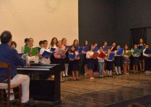 Η παιδική χορωδία ΔΟΠΠΑΤ Ναυπλίου ξεκίνησε και φέτος τις πρόβες της