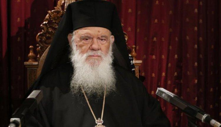 Ο Ιερώνυμος θεμελιώνει τα Συσσίτια στο Ναύπλιο