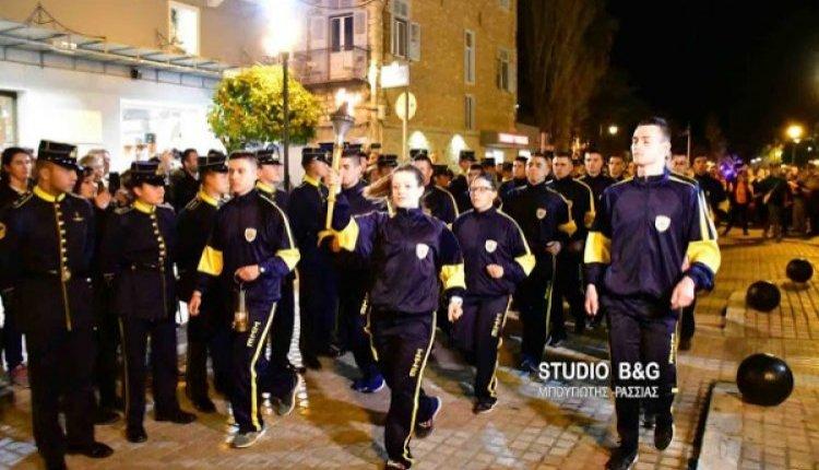Ο 5ος Μαραθώνιος Ναυπλίου γιόρτασε τα 190  λειτουργίας της Σχολής Ευελπίδων