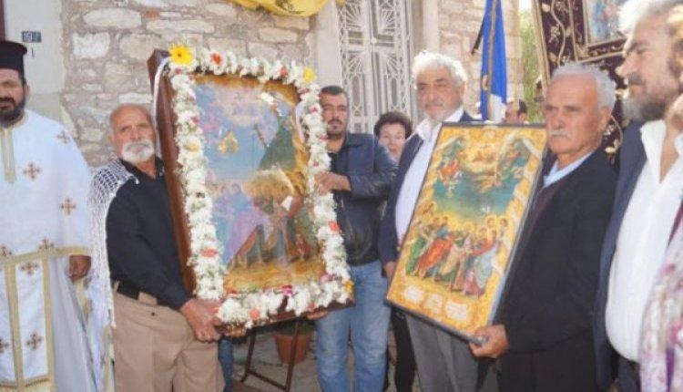 Αδελφοποίηση των κοινοτήτων Τολού και Μεσσαράς