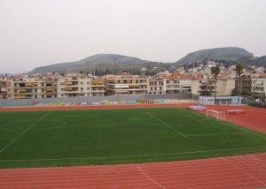 Οι αθλητικές εγκαταστάσεις του Ναυπλίου αλλάζουν επίπεδο
